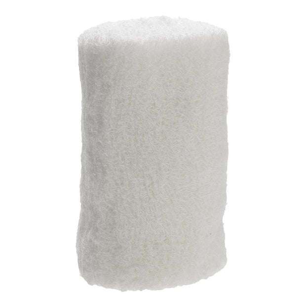 "Rolled Gauze Medical Grade 4"" x 10 yd. 3ply"