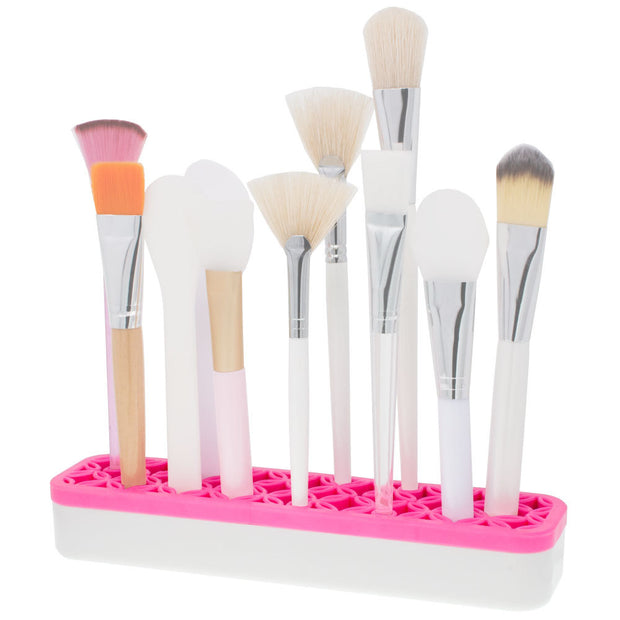 Silicone Brush Holder