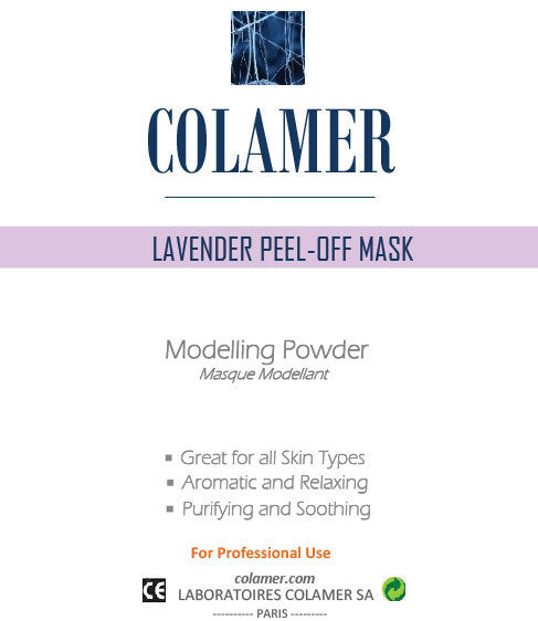 Colamer Lavender Peel-Off Mask