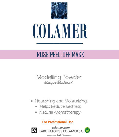 Colamer Rose Peel-Off Mask