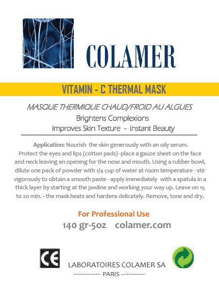 Colamer Vitamin C Thermal Mask