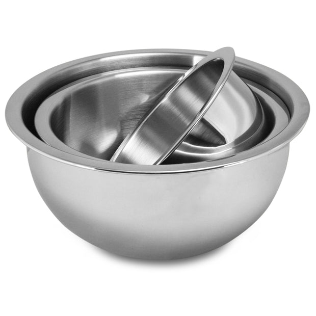 Stainless Steel Mixing Bowl 3 Qt
