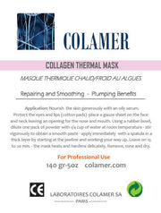 Colamer Collagen Thermal Mask