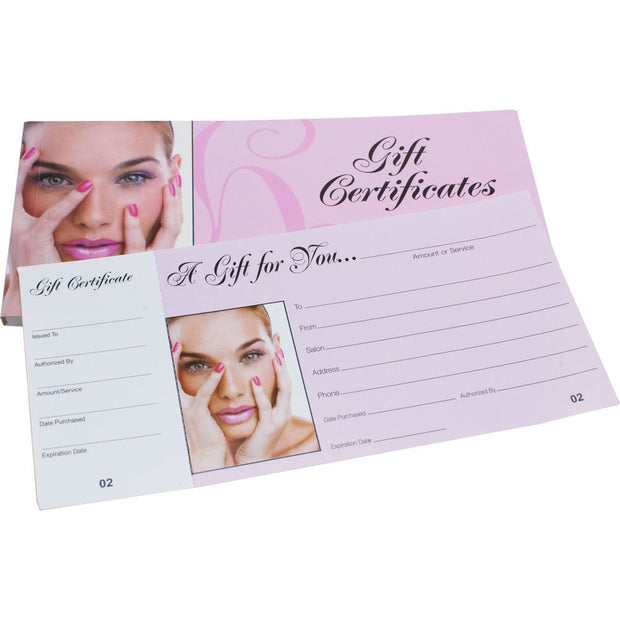 Gift Certificates (50)