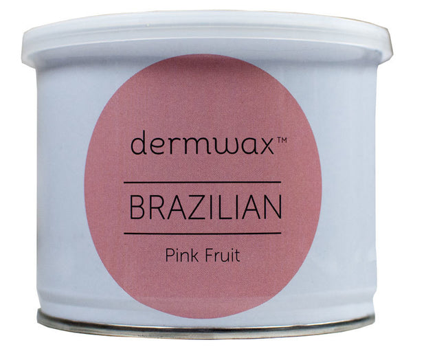 Dermwax Brazilian Pink Fruit Wax 14 oz