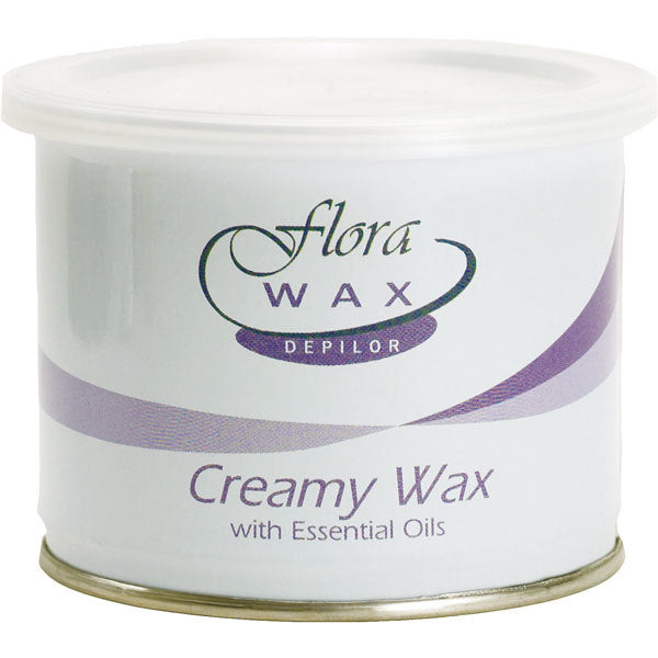Flora Wax Rosemary Essential Oil White Soft Wax