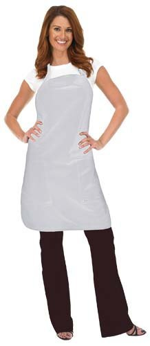 Stylist Luminous Salon Apron White
