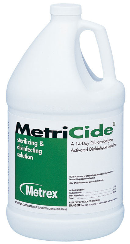 MetriCide High-Level Disinfectant / Sterilant - 1 Gallon