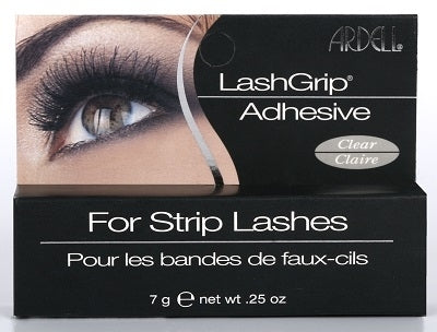 Ardell Lashgrip Adhesive for Strip Lashes - Clear - 0.25 oz