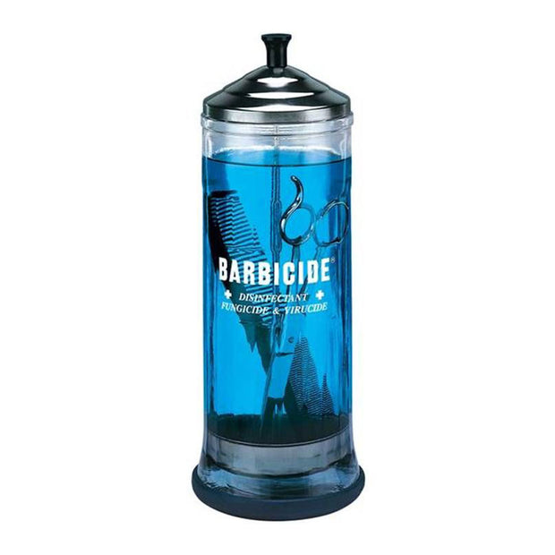 Barbicide Sterilizing Jar