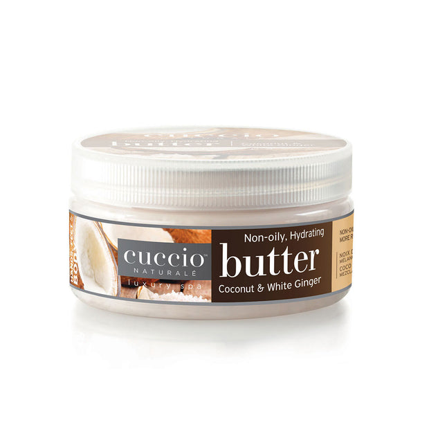 Cuccio Butter Blends Coconut & White Ginger 8 oz