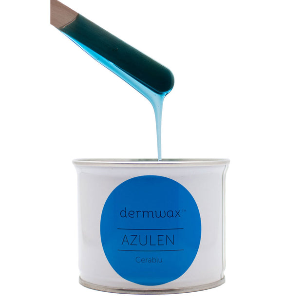 Dermwax Azulen Cerablue Wax 14 oz