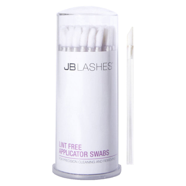 JBLashes Lint-Free Applicator Swabs