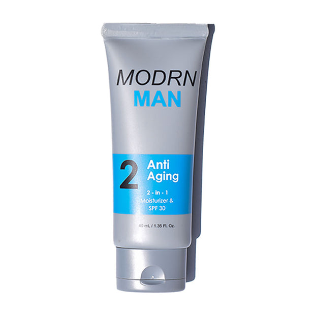 Modrn Man - Anti-Aging Step 2 - Daily Moisturizer With SPF 30