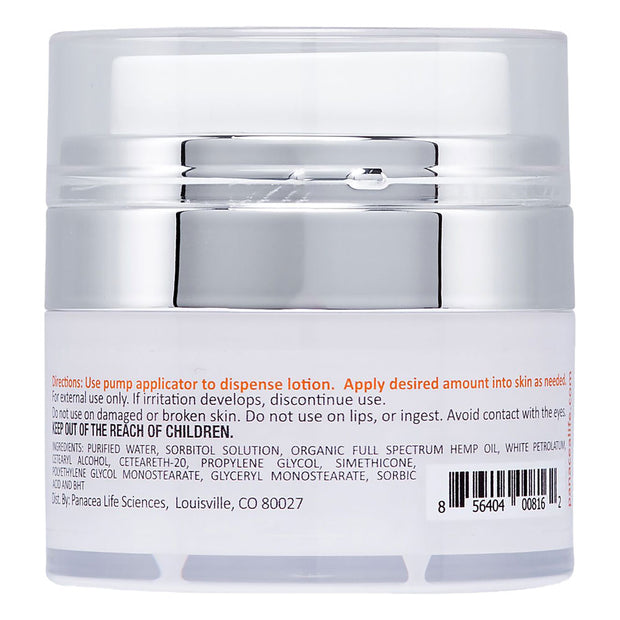 Panacea Transform Natural Face Cream
