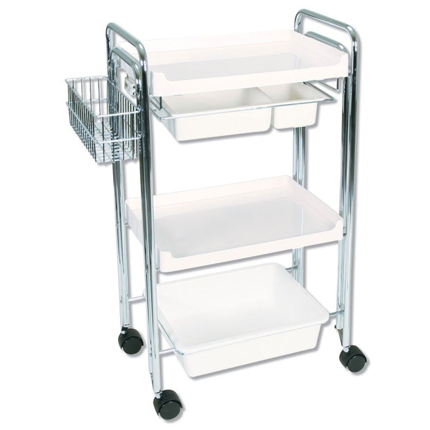 Waxing Trolley