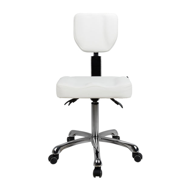 Esthetician Chair with Backrest