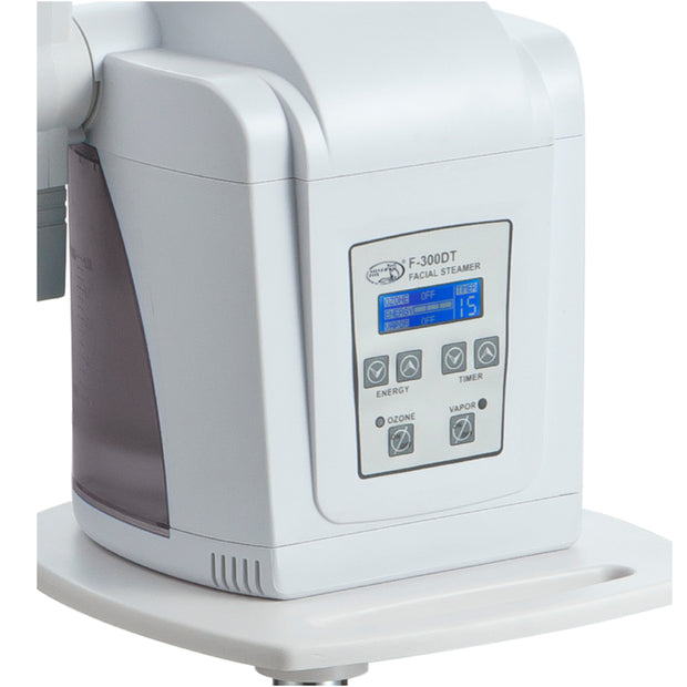Smart Digital Ozone Facial Steamer with LCD Screen