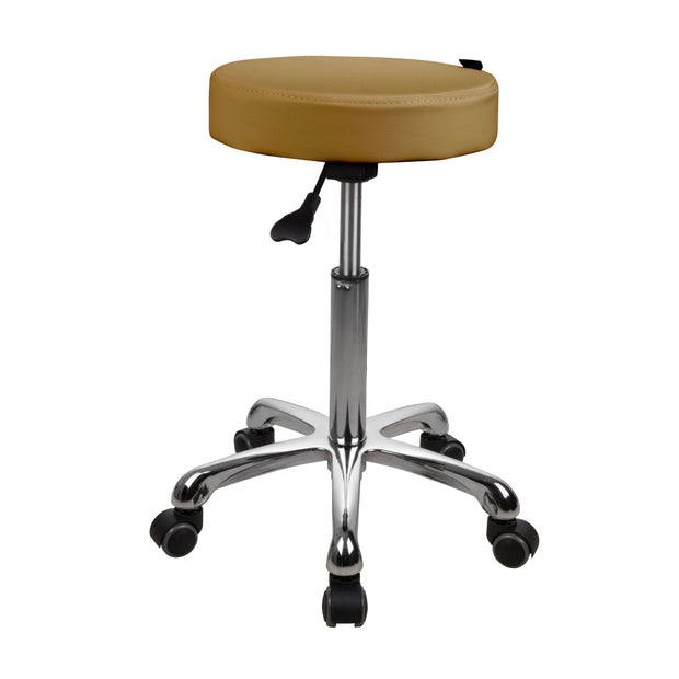 Esthetician Stool with Flat Seat