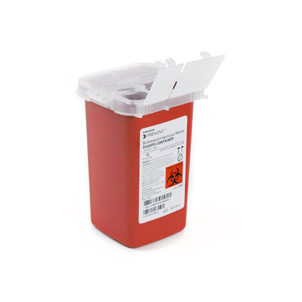 Sharps Collection Container - 1 Qt