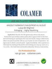 Colamer Jade Thermal Mask