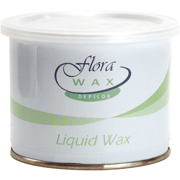 Flora Azulene Green Liquid Wax 14oz