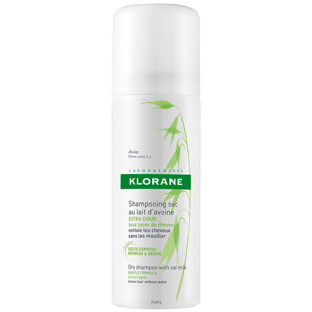 Klorane Dry Shampoo with Oat Milk 1 oz