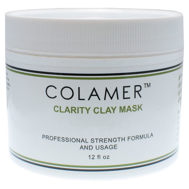 Colamer Clarity Clay Mask 12oz