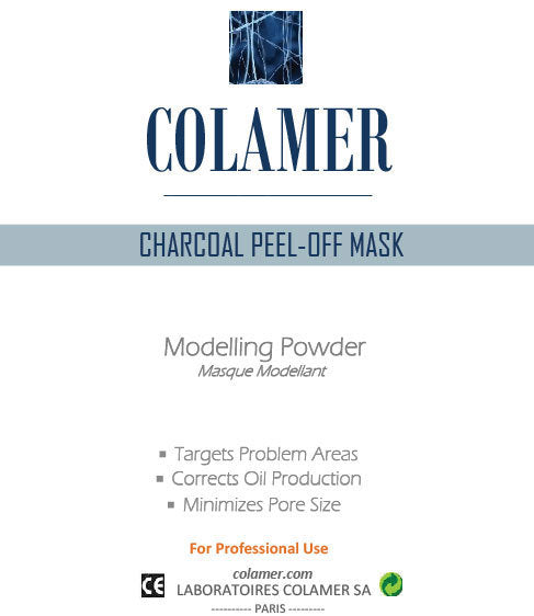 Colamer Charcoal Peel-Off Mask
