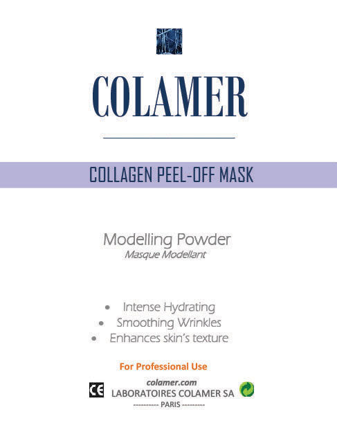 Colamer Collagen Peel-Off Mask