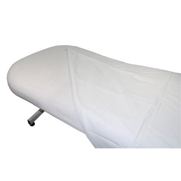 "Fitted Twin Sheets White - 36"" x 80"""