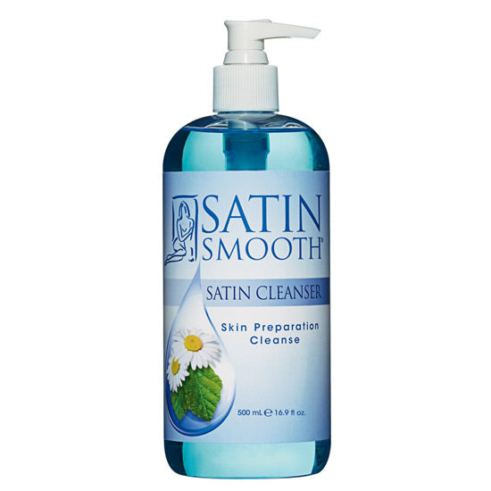 Satin Smooth Skin Cleanser - 16 oz