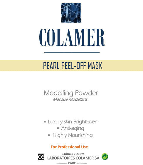 Colamer Pearl Peel-Off Mask