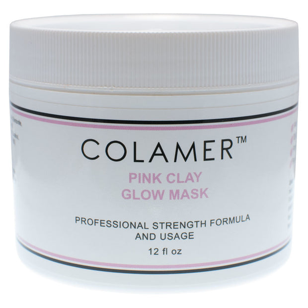 Colamer Pink Clay Mask 12oz
