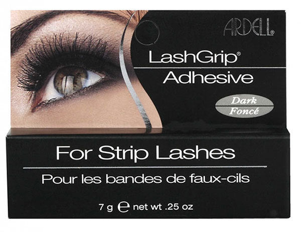 Ardell Lashgrip Adhesive for Strip Lashes - Dark - 0.25 oz