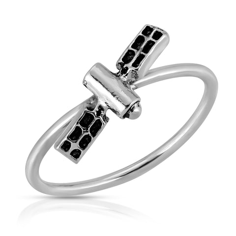 Cosmic Satellite Ring