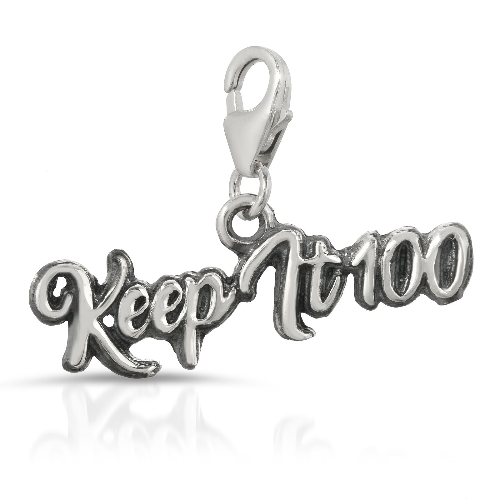 Keep It 100 Charm - The W Brothers