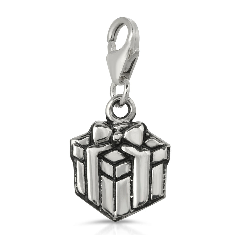 Gift Box Charm - The W Brothers
