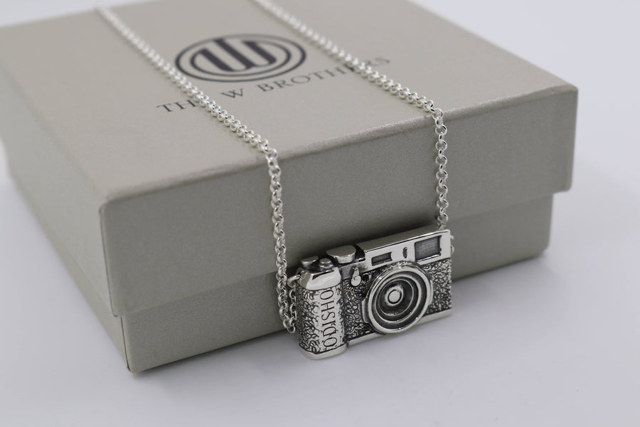 thewbros Customized silver jewelry pendant custom pendants chain