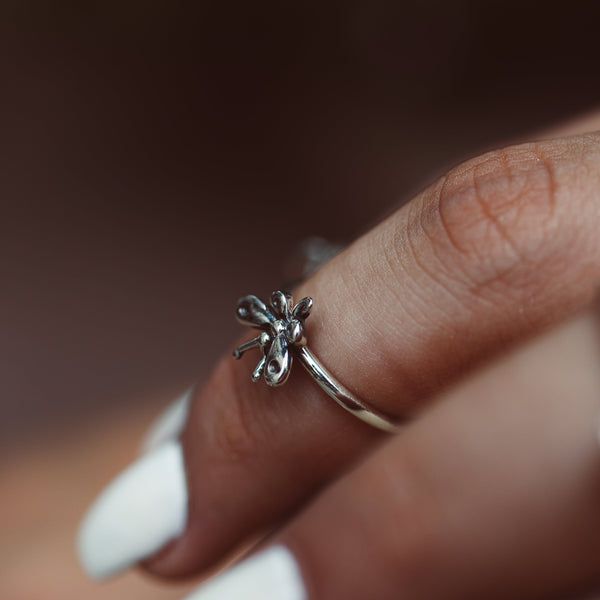 The W brothers Monsterz Collection featuring our handcrafted Baby Butterfly Ring, designed from premium Grade A 925 Sterling Silver, perfect for a fashionable & cute look for men and women. Available in silver, gold, rose gold at www.thewbros.com.