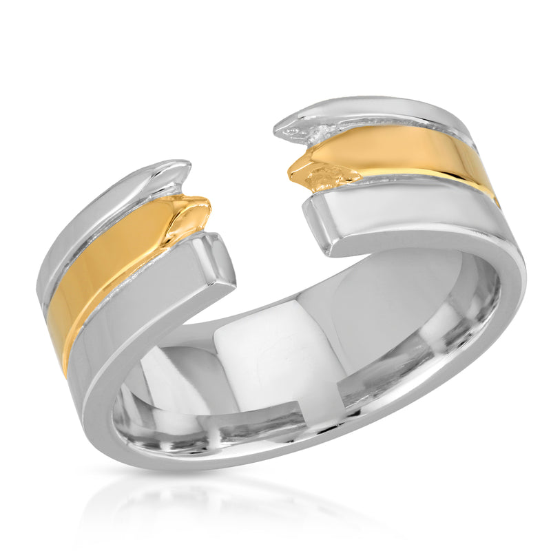 Golden Ivory Ring - The W Brothers