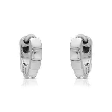 The W Brothers Cuff-Earrings made from 925 Sterling Silver perfect for a fashionable statement and trendy look.Available in Silver, Gold, Rose Gold, and Black Nickel.