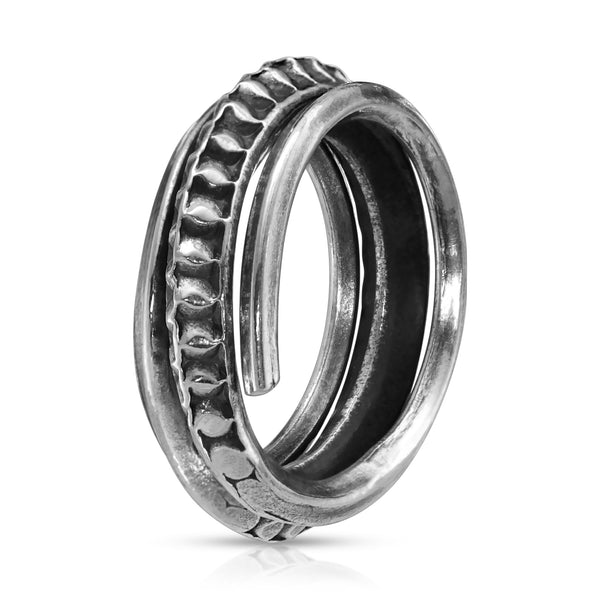 Virtus Silver Ring - The W Brothers