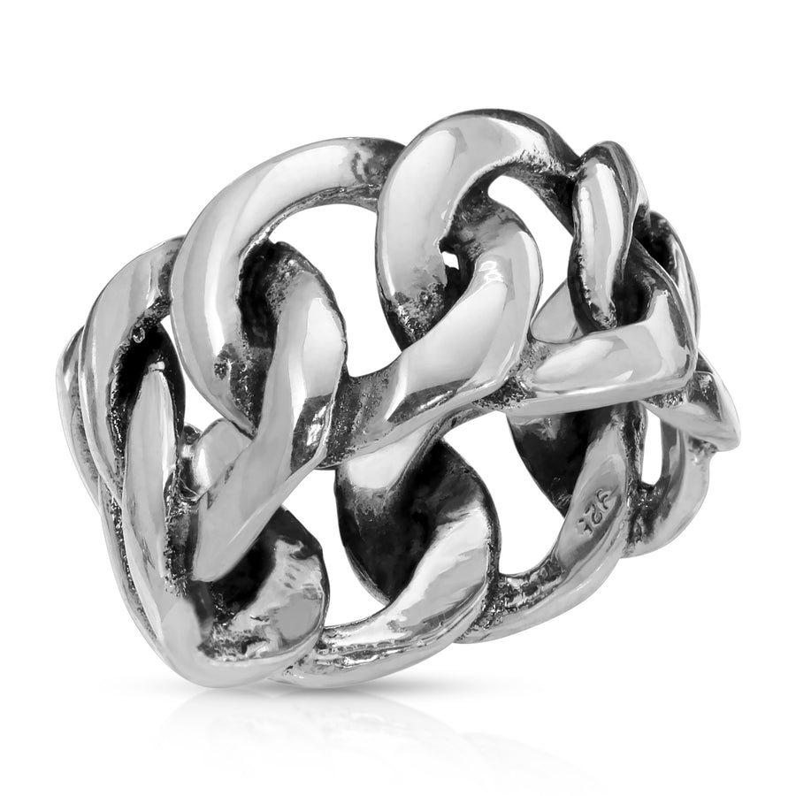 Sterling Silver ring for men and women, The W Brothers