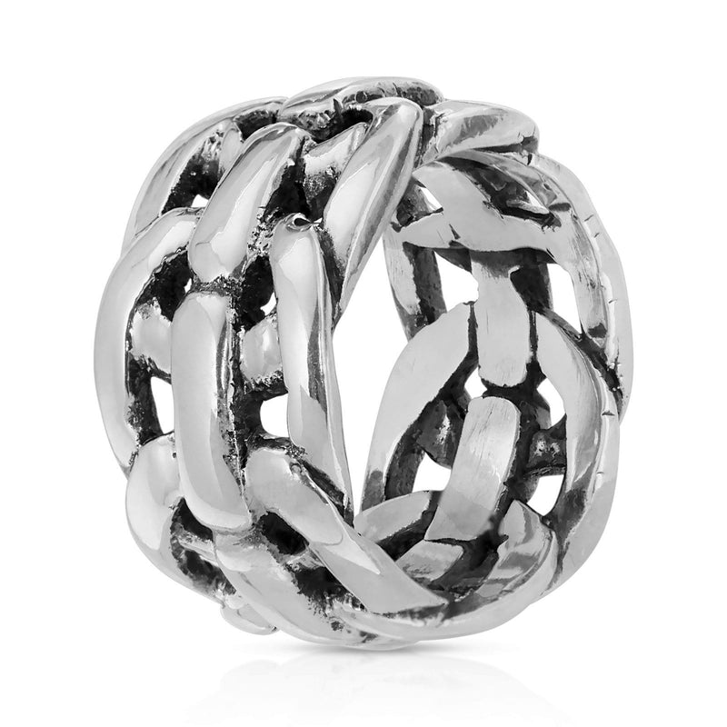 Bismark Silver Ring - The W Brothers