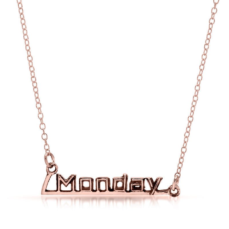 Monday Necklace - The W Brothers