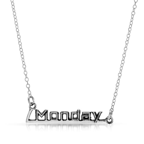 Monday Necklace