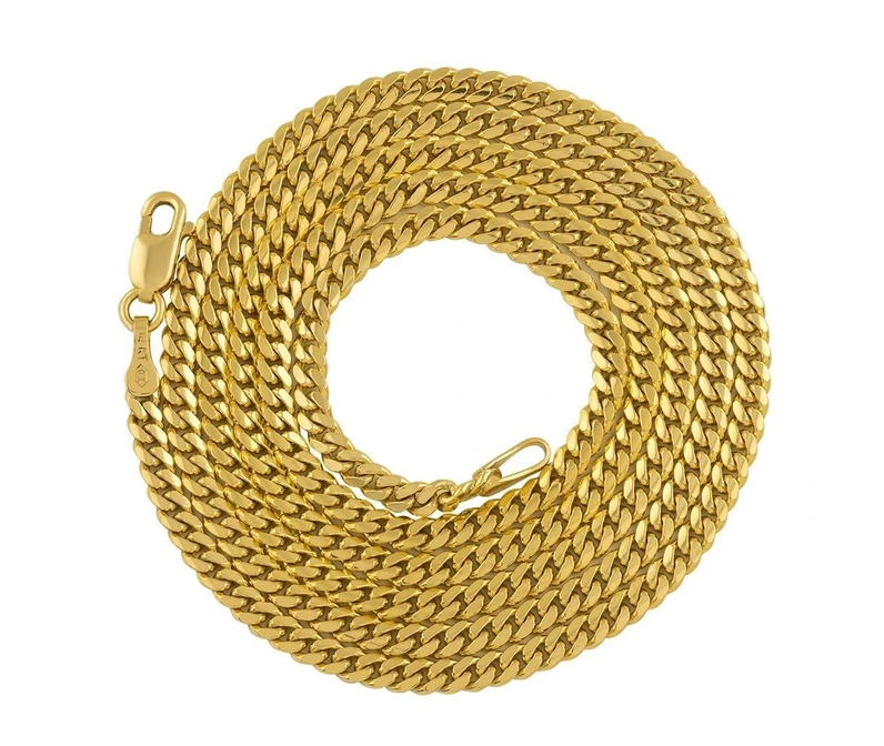 The W Brothers Miami Micro-Cuban Link Chain Necklace for men and women cuban link chain styles. Available in 14k Solid Yellow Gold, 14k solid white gold, 14k solid rose gold. Shop the lowest prices for gold at TheWBros.com