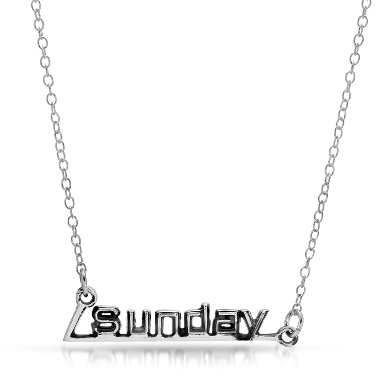 Sunday Necklace - The W Brothers
