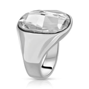 The W Brothers 925 Sterling Silver Bi-Frost Swarovski Ring